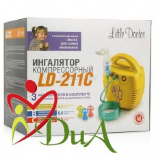 Ингалятор LITTLE DOCTOR LD-211C